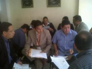 Capacitación Fiscalia de Guayaquil 2013