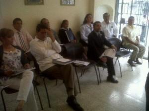 Capacitación Fiscalia Guayaquil 2013
