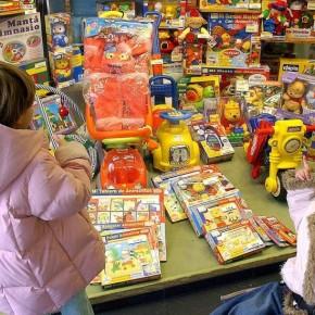 Nuevos juguetes muestran la realidad a los niños