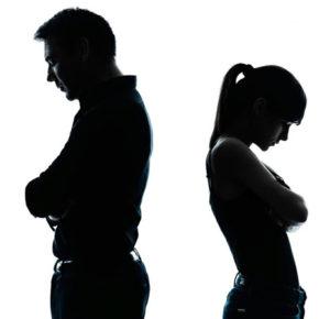 Duelo exitoso después del divorcio