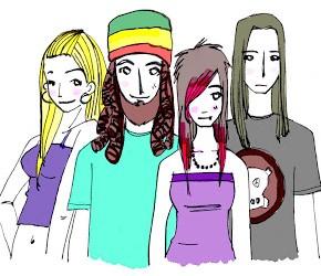 Los Adolescentes de hoy